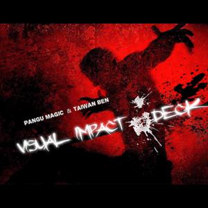Visual Impact Deck by Pangu Magic and Taiwan Ben - Trick